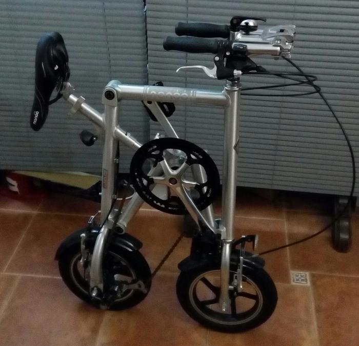Bici Pieghevole Nanoo Prezzo.Biciroma It